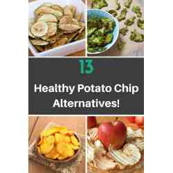 Small Crop Of Healthy Alternative To Chips