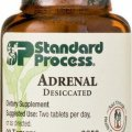 Standard Process Adrenal Desiccated Holistic Homeopathic Natural Medicine Center Lakeland Central Florida