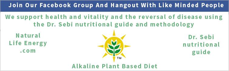 Dr Sebi Nutritional Guide - Mucus Reducing Alkaline Diet