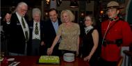 Kick-Off cake cutting 2014