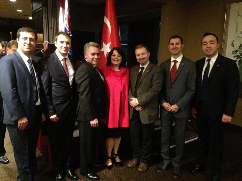 Turkish Day reception with CG
