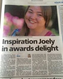 Joely Colmer article 1
