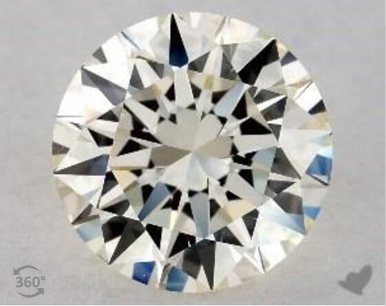 Diamond Color Chart - Beyond the D-Z Diamond Color Scale Naturally