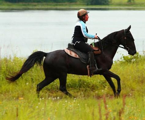 Mosquito Run endurance ride
