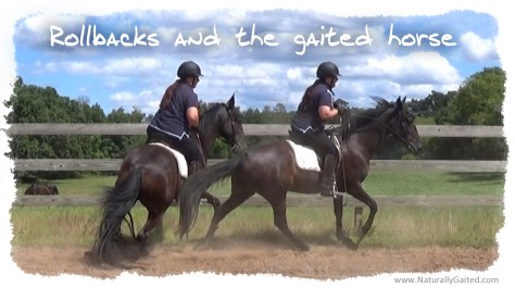 Rollbacks and the Gaited Horse