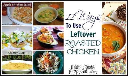 Using Up Leftovers Recipes