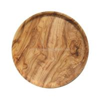 Olive Wood Plate - Naturally Med