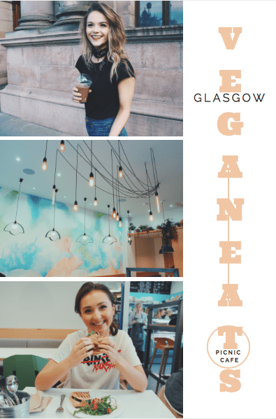 VEGAN EATS: GLASGOW'S PICNIC CAFE