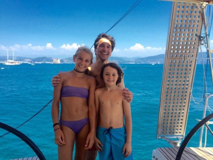 vacanze in barca in famiglia o con amici