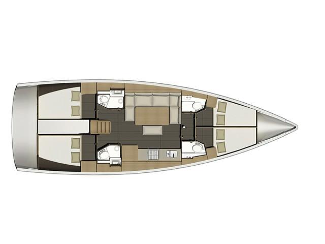 Dufour 460GL NewBoat