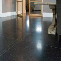 Belgium blue limestone tiles | Natural Stone Consulting