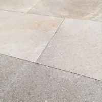 Antiqued French limestone flooring   Natural Stone Consulting