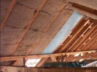 Dach Dmmen Von Innen. flachs oder glaswolle das dach ...