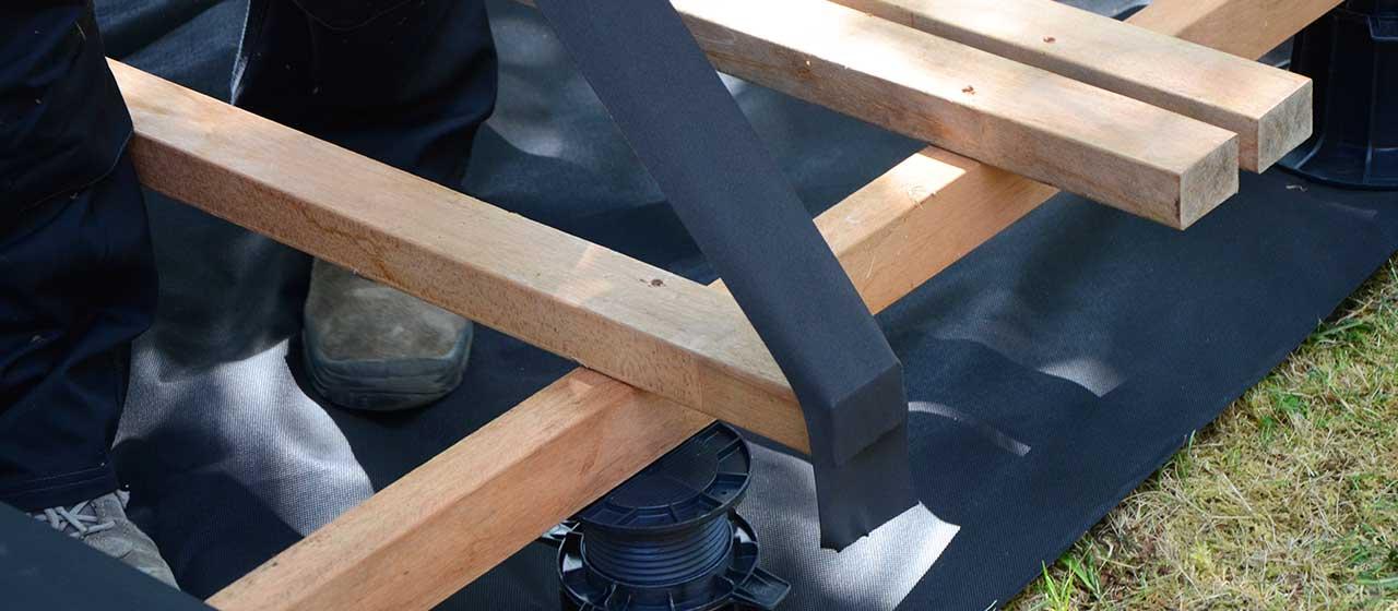 Conseils de pose terrasse bois pour une installation de qualité - Comment Poser Une Terrasse Bois
