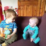 Jacob and Nicolas