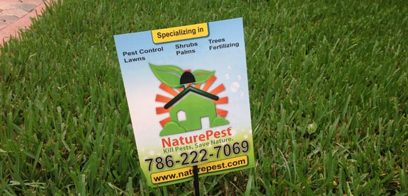 naturepest lawn care miami 786 222 7069