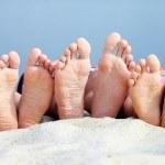Como son los dedos de tus pies? Significado de cada Dedo
