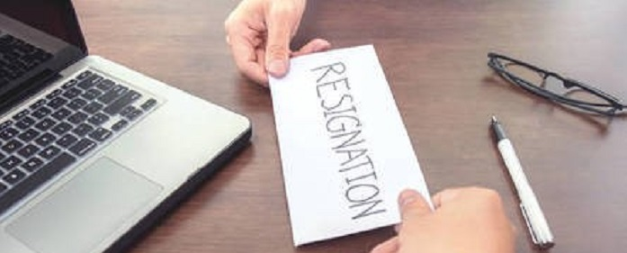 Resignation Letter Format Resignation Email Format - Naukrigulf