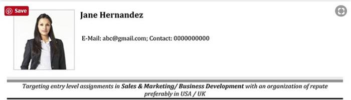 How to Write an Impressive Resume Headline ? - Naukrigulf