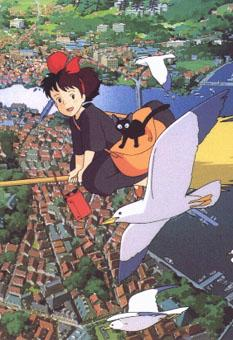 Anime Girl Drawing Wallpaper Story Kiki S Delivery Service Nausicaa Net