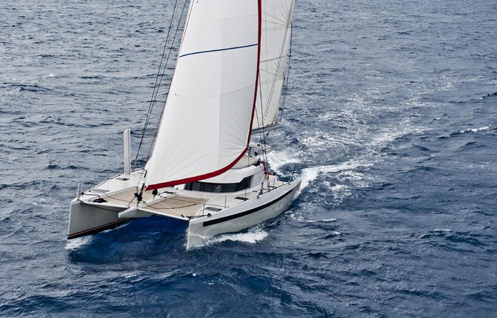 swiss catamaran concept en vitesse de croisi re nauticnews. Black Bedroom Furniture Sets. Home Design Ideas
