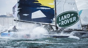 Extreme Sailing Series : Head in the game for McMillan on opening day of Act 7, Istanbul