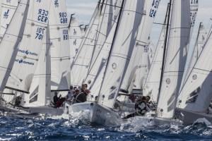 Monaco European Championship J70 : An all-Mediterranean podium