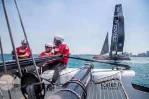 Super Sunday signs off Louis Vuitton America's Cup World Series Chicago in style