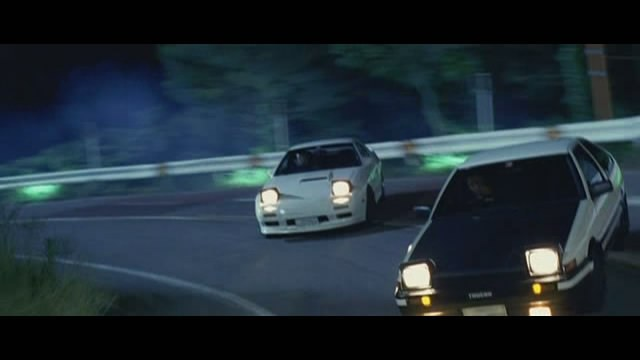 Fast And Furious 4 Cars Wallpapers Initial D Live Action Movie