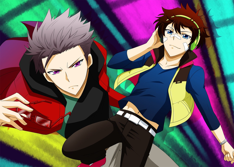 Anime Fighting Wallpaper Hamatora
