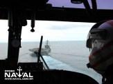 AH-11A Super Lynx na final para pouso