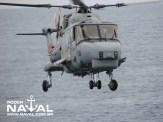 AH-11A Super Lynx N-4001 realizando QRPB