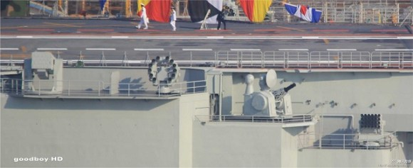H_PJ_14_CIWS_Type_1130_China_Liaoning_Aircraft_Carrier_2