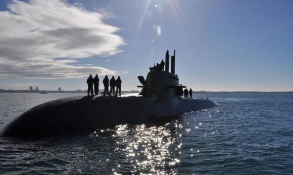 submarino italiano Scire atual - foto 2 Marinha Italiana