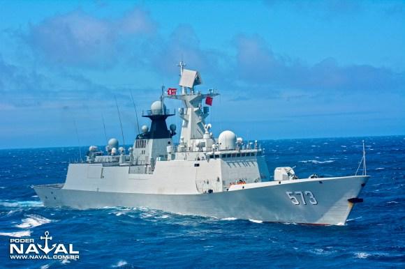 Passex PLA Navy 1020a