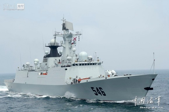 Chinese_Navy_Yancheng_missile_frigate_type_054A