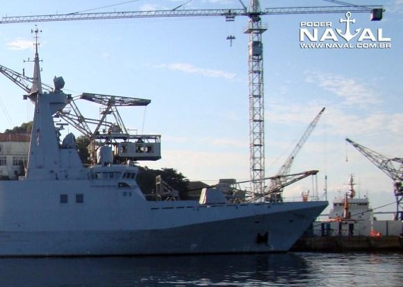 PC 22 Warao da Venezuela - destaque foto Nunão - Poder Naval