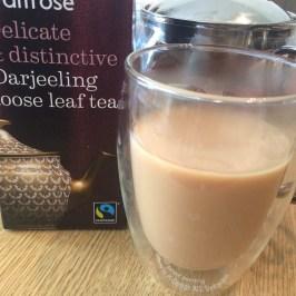 ウェイトローズの紅茶で濃厚香港式ミルクティーを作る