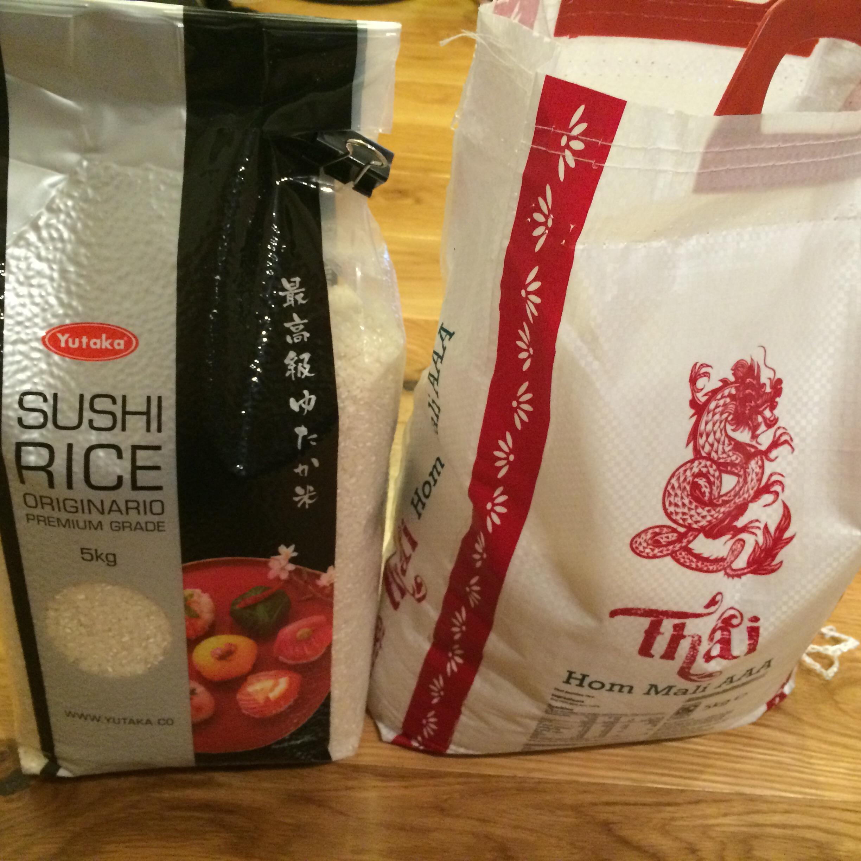イギリスでのお米について イギリスで美味しいお米を探し!