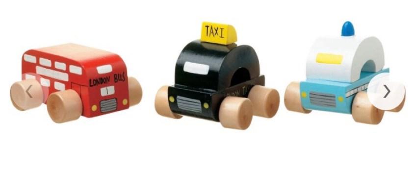 イギリスらしい子供の玩具おもちゃで子供にお土産!