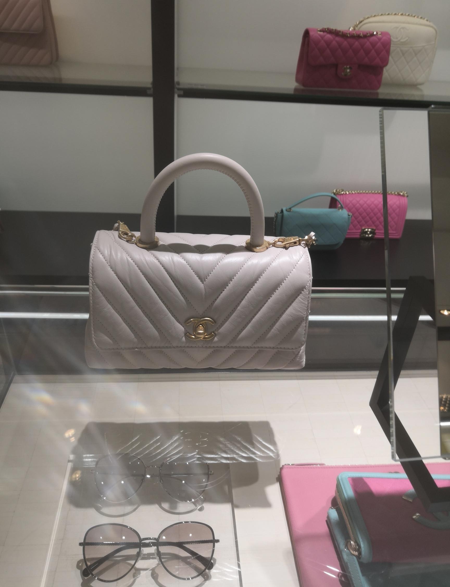 羽田空港のハイブランドバッグ、シャネル・GUICCI・ボッテガヴェネタ どれだけ安いいいか