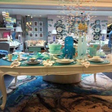 ニューヨークの老舗デパート バーグドルフグッドマンでお買い物 Bergdorf Goodman見所①食器類ホーム用品