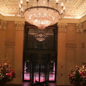 ニューヨークのペニンシュラホテル宿泊体験記録 冬のルーフトップバーレポート