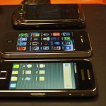 Fortalezas y debilidades de iPhone, Android y BlackBerry