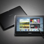 Samsung lanza la Galaxy Note 10.1, con un stylus.