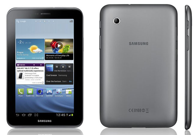 Samsung libera el cdigo de sus Galaxy Tab 2