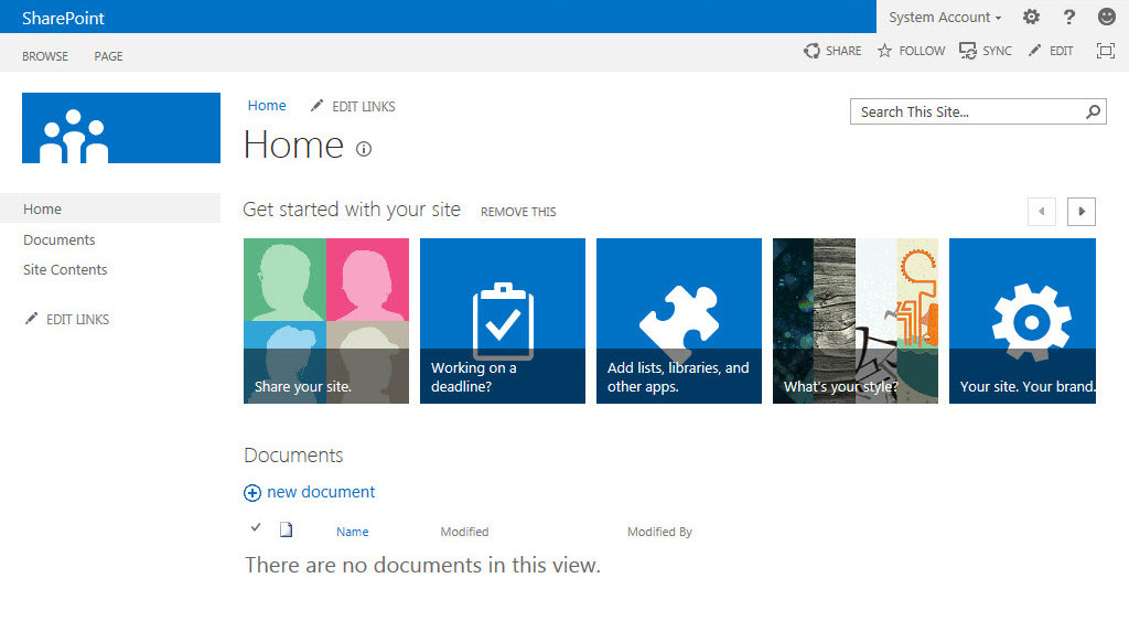 Microsoft SharePoint \u2014 Document management systems DMS \u2014 NAVISYSbiz