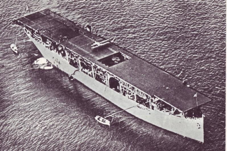 Aircraft Carrier Photo Index USS LANGLEY (CV-1) - cv one