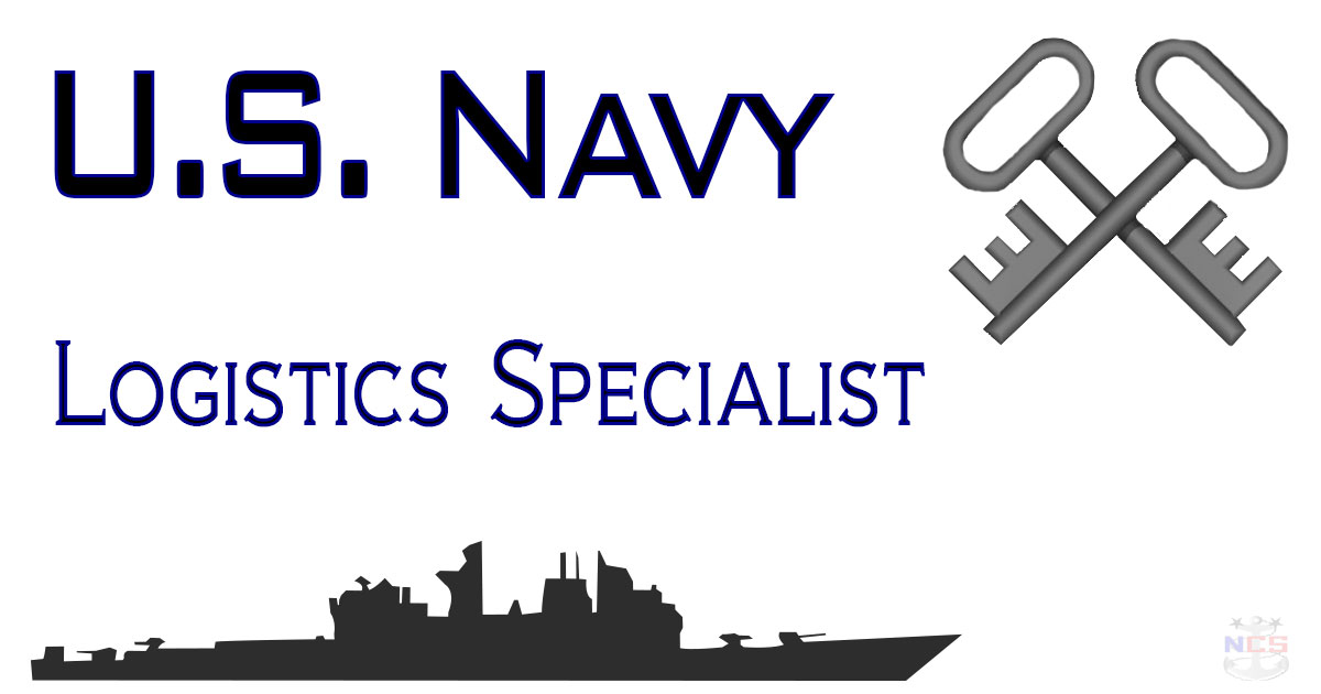 Navy Logistics Specialist Rating