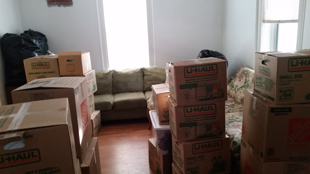 who moved all our boxes
